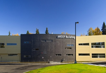 Alaska Native Science & Engineering Program Building